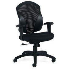 Tye Mid-Back Pneumatic Office Chair