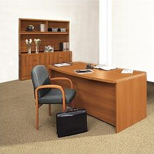 <strong>Global Total Office</strong> Correlation Standard Executive Desk Office Suite