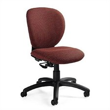 <strong>Global Total Office</strong> Low-Back Leather Posture Task Chair