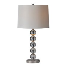 "Monaco 27"" H Table Lamp with Empire Shade"