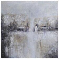 Misty Marvel by Karine Original Painting on Canvas