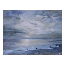Ocean Song by Mia Archer Painting Print on Canvas