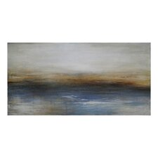 Calm Seas by Charlene Lynch Painting Print on Canvas