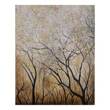 <strong>Ren-Wil</strong> Enchanted Forest Canvas Wall Art