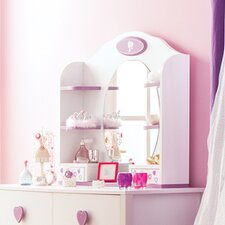 Princess Children's Dresser Mirror