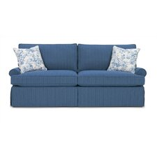 <strong>Rowe Furniture</strong> Hartford Slipcovered Sofa and Loveseat