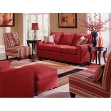 Monaco Mini Mod Apartment Sofa and Chair Set