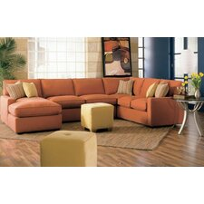 <strong>Rowe Furniture</strong> Monaco Mini Mod Sectional
