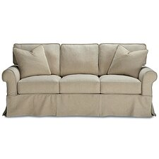 Nantucket Rowe Basics Convertible Loveseat