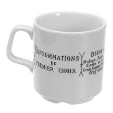 Brasserie 9 oz. Mug