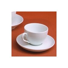 Plisse Saucer for Breakfast Cup