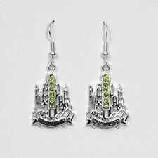 Emerald City Drop Earrings