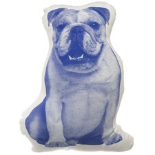 MINI English Bulldog Pillow