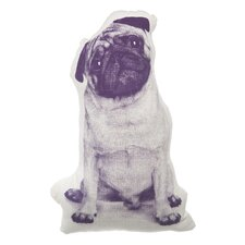 <strong>Areaware</strong> MINI Pug Pillow