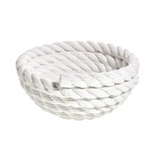 Rope Coil Decorative Bowl