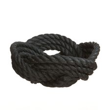 <strong>Areaware</strong> Reality Knot Rope Bowl