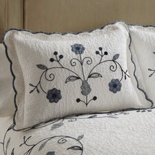 <strong>Nostalgia Home Fashions</strong> Arielle Cotton Sham