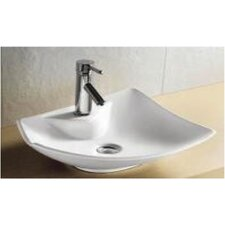 Ceramic Bathroom Sink