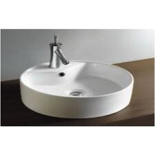 <strong>Pivit</strong> Ceramic Bathroom Sink