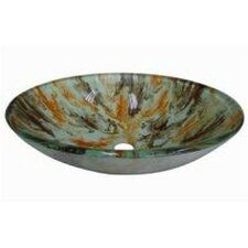 Glass Vessel Bathroom Sink