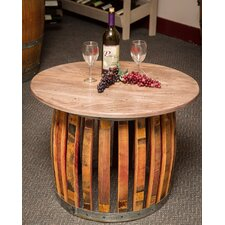 <strong>Napa East Collection</strong> Stave & Hoop Coffee Table