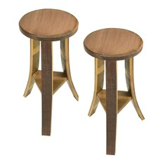 <strong>Napa East Collection</strong> Bar Stool (Set of 2)