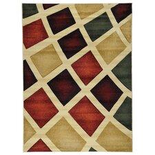 Moderno Multi Abstract Rug