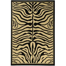 Paterson Animal Print Zebra Rug