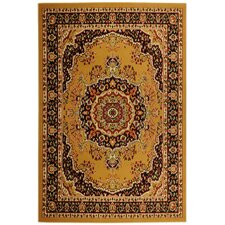 Paterson Gold Medallion Rug