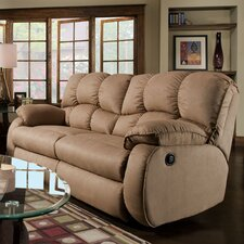 Fusion Double Reclining Sofa