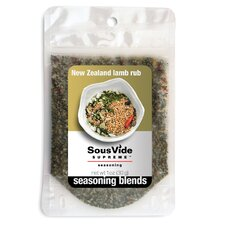 New Zealand Lamb Rub Seasoning Blend