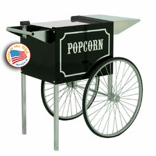 1911 6 oz. / 8 oz. Popcorn Machine Cart