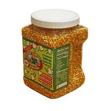 4 lbs Country Harvest Bulk Popcorn Jar