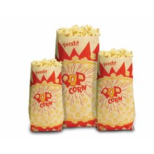 Paper Popcorn Bag (Set of 1000)
