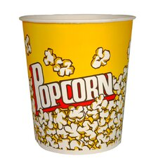 Popcorn Bucket (Set of 100)