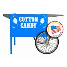 Deep Well Cotton Candy Cart