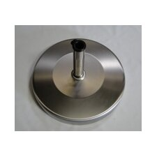 Free Standing Round Stainless Steel Umbrella Base