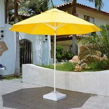 <strong>Dayva International</strong> 9' Remote Control Motorized Market Umbrella