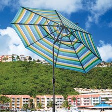 <strong>Dayva International</strong> 9' Monterey Aluminum Umbrella