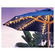 <strong>Dayva International</strong> Harbor Patio Umbrella Lighting