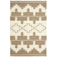 Plains Creek Brown/Tan Area Rug