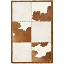 Douglas Denver Brown Rug