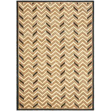 Holden Chevron Buffalo Area Rug