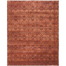 Sheldon Lakehouse Red Rug