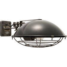 Wythe 1 Light Swing Arm Wall Sconce
