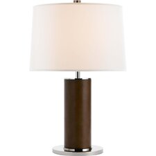 "Beckford 25.5"" H Table Lamp with Drum Shade"