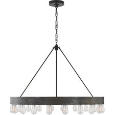 Roark Modular 20 Light Ring Chandelier