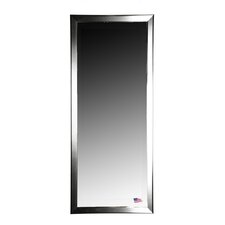 Jovie Jane Silver Rounded Tall Mirror
