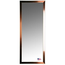 Jovie Jane Shiny Bronze Tall Mirror