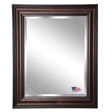 Jovie Jane American Walnut Wall Mirror